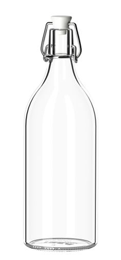 KORKEN bottle with stopper #IKEA #PinToWin
