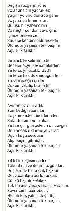 ask iki kisiliktir. Poetry, Search, Words, Quotes, Masks, Quotations, Searching, Poetry Books, Quote
