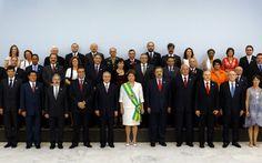 F.G. Saraiva: Líderes internacionais saúdam Dilma pela reeleição...