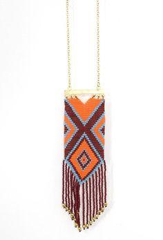 West Coast Wardrobe Death Valley Necklace by West Coast Wardrobe