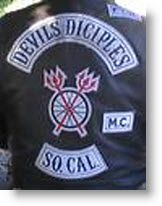 Devil's Disciples MC Biker Clubs, Motorcycle Clubs, Bike Gang, Biker Vest, Biker Patches, Harley Davidson Motorcycles, Cut And Color, Motors, Detroit