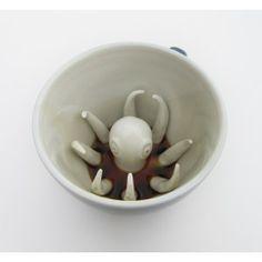 Tasse Créature, Octopus