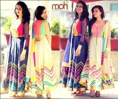 Vibrant summer collection by Tasneem Goenka exclusive at moh