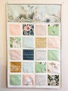 bc48172e9 24 Delightful Lamb Quilt Ideas images