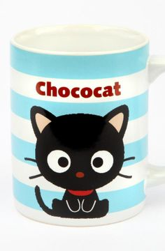 Invite #Chococat to tea! ...#kawaii #coffee mug