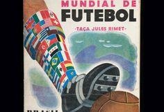 1950 World Cup Final Programme - Brazil V Uruguay | Programmes | Football Memorabilia
