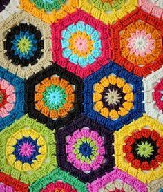 crochet throws blog