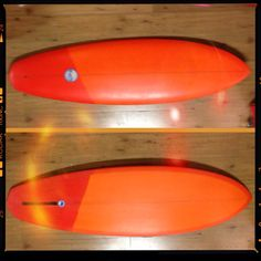 """6'10"""" diamond tail resin tint. Ross Rutherford from Soul Boardstore."""