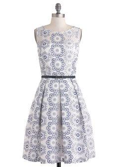 Posh and Circumstance Dress | Mod Retro Vintage Dresses | ModCloth.com