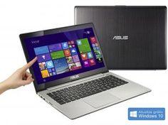 "Notebook Asus Vivobook S400CA Intel Core i3 - 2GB 500GB Windows 8 LED 14"" HDMI"
