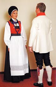 Hello all, Today I will cover the last province of Norway, Hordaland. This is one of the great centers of Norwegian folk costume, hav. Folk Costume, Costumes, Traditional Outfits, Norway, Tunic Tops, Culture, Shirt Dress, Embroidery, Children