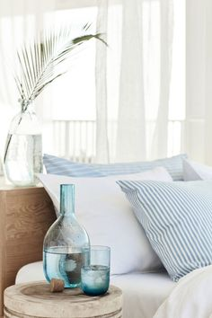 H&M Home – Blue and White