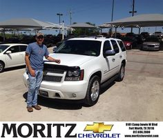 #HappyBirthday to Chad Self from Everyone at Moritz Chevrolet!