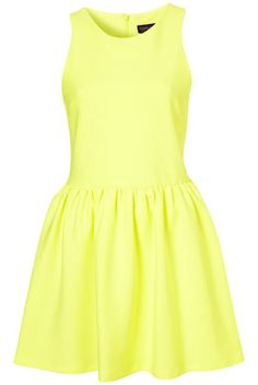 :: picked up this bright neon number this week... ready for summer! ::
