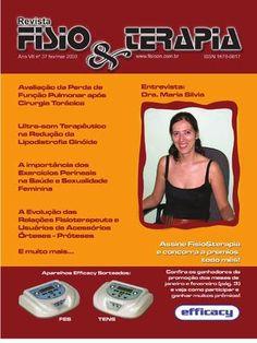 Edição 37 da Revista NovaFisio. Tudo sobre Fisioterapia.