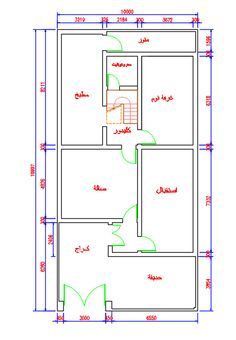 30x60 house plan house plans pinterest for 57 square meters to feet