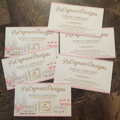 New PcExpressDesigns business cards...  Need business card design message me at www.fb.com/pcexpressdesigns