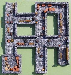 Hirst Arts' Fieldstone Dungeon