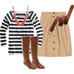 """""""Nautical flair"""" by oregonmiss on Polyvore"""