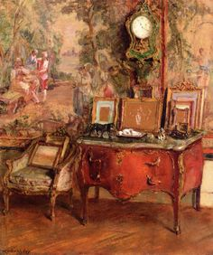 La Commode I by Walter Gay