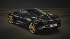 McLaren announced the debut date of the replacement and offered up a brand new bespoke version of the company's supercar at the Dubai Motor Show. Bruce Mclaren, Mclaren F1, Dubai, Gt Cars, Race Cars, Car Wallpapers, Hd Wallpaper, Liberty Walk, Car In The World