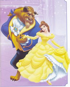 Belle and Beast Baby | Beauty and the Beast Belle and the Beast