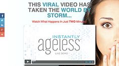 Instantly Ageless™ is a powerful anti-wrinkle micro-cream that works quickly and effectively to diminish the visible signs of ageing.    marketbolt.com/jns/jf1/?id=enchantedskin    #InstantlyAgeless #Jeunesse #Skincare #Beauty #WorkFromHome #MLM #WorkAtHome #BeYourOwnBoss