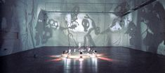 BOLTANSKI Christian, Théâtre d'ombres , 1985-1990, figurines ...