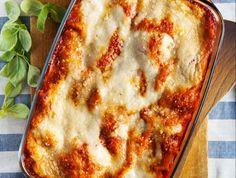 Vegetáriánus lasagne csípősen Recept képpel - Mindmegette.hu - Receptek