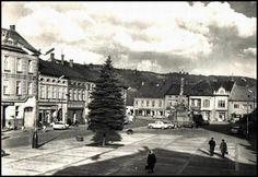 Ivančice - náměstí 1970 Painting, Art, Art Background, Painting Art, Kunst, Paintings, Performing Arts, Painted Canvas, Drawings