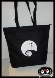 Enter to win a Nightmare Before Christmas Tote from Voodoo Sugar!