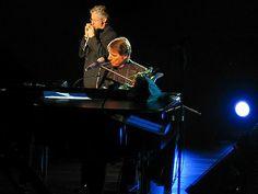 Berthold Matschat mit Star Udo Juergens im Konzert  https://plus.google.com/+PeterKonersmann/posts