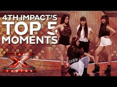 4th Power raise the roof with Jessie J hit   Auditions Week 1   The X Factor UK 2015 - YouTube