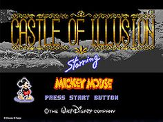 Great Old School Game is Coming Back!  The release date of Castle of Illusion Starring Mickey Mouse. Built from the ground up, this re-imagined version of the Sega Genesis/Mega drive classic will be available for download on PlayStation Network on September 3rd at $14.99.