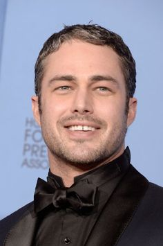 Taylor Kinney - Shirtless in a Leather Jacket? Yes, Please ...