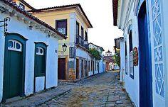 Case Coloniali, Baroque Architecture, Paraty, Raisin, Rio De Janeiro, Weather, Tourism