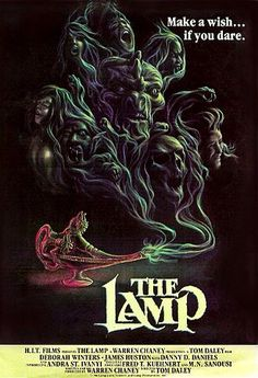 The Lamp (1987) poster art