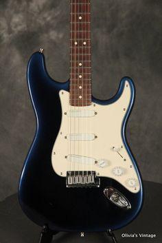 Fender Stratocaster Plus 1995 Blue Pearl Dust