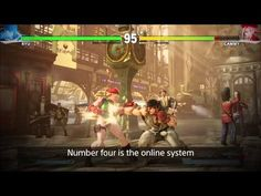Street Fighter V PS4 indir
