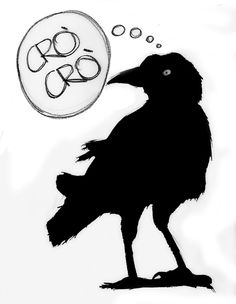 crowsilhouette