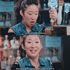 Greys Anatomy Funny, Grays Anatomy Tv, Grey Anatomy Quotes, Cristina And Owen, Cristina Yang, Grey's Anatomy Merchandise, Grey's Anatomy Doctors, Tv Show Quotes, Film Quotes