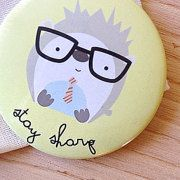 We are illustrated goods for silly people. von LeTrango auf Etsy