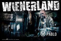Pablo - Wienerland Entertaining, Movies, Movie Posters, Fictional Characters, Films, Film Poster, Cinema, Movie, Film