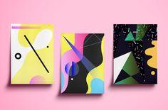 다음 @Behance 프로젝트 확인: \u201cPonyHead Pack\u201d https://www.behance.net/gallery/47083207/PonyHead-Pack