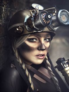 Steampunk-Girl-pin-up-2