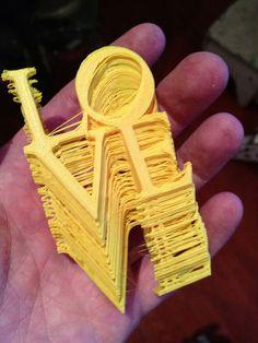 I love this 3D Print fail!   Flickr - Photo Sharing!