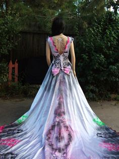 I think I may have found something to do with my wedding dress!