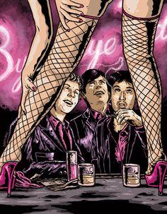 1234! Bye Bye Pedro – grafficants.com