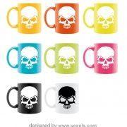 tazas de colores calabera sin mandibula-01