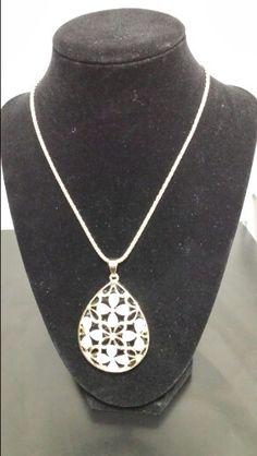 Necklace fill 18k gold  Raquel Martinez Chavez